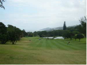 Visit Southbroom Golf Club during a golf holiday