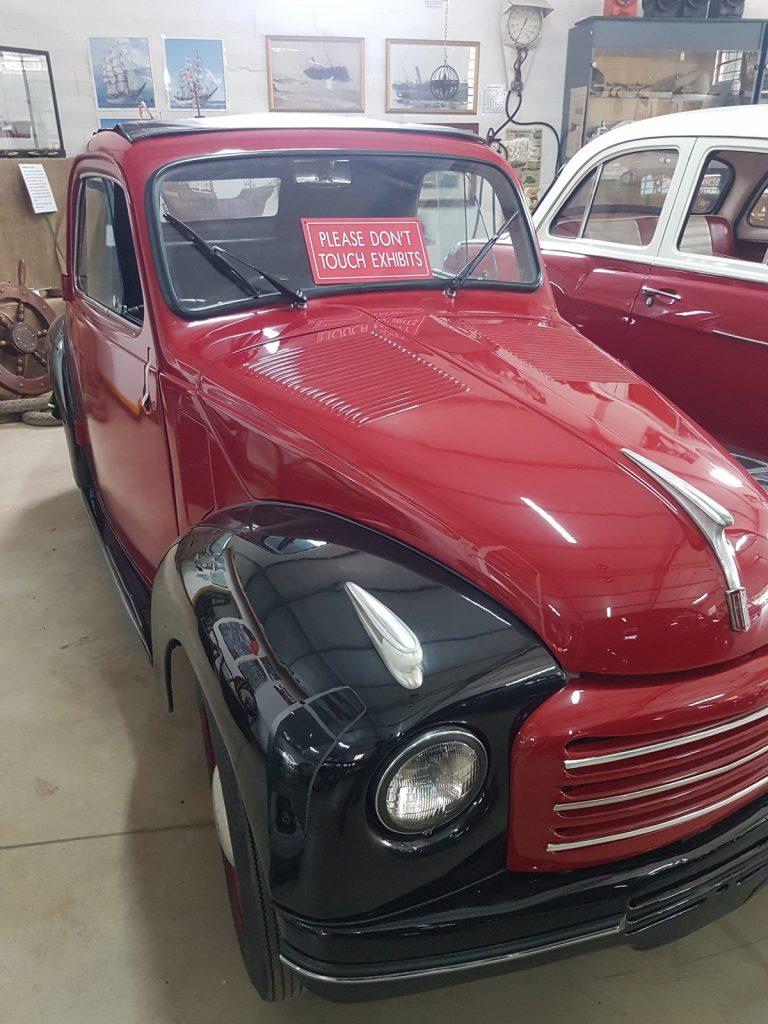 1950 Fiat 500B Topolino